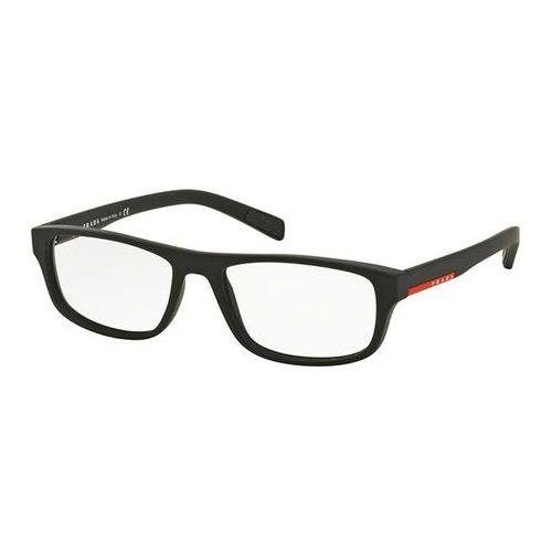 Prada linea rossa Okulary korekcyjne ps06gv dg01o1