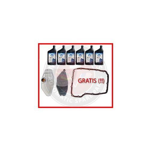 45RFE Zestaw do wymiany oleju Grand Cherokee OEM + uszczelka GRATIS, 2306