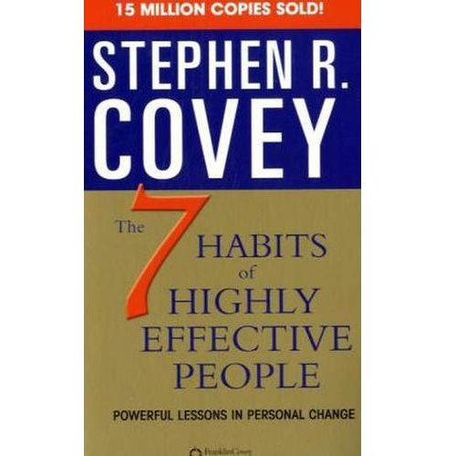7 Habits of Highly Effective People Powerful Lessons in Per, Stephen R. Covey