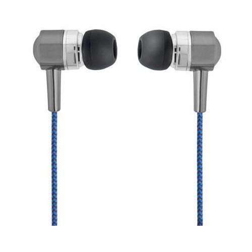 Zestaw słuchawkowy Forever SE-120 niebiesko-czarny