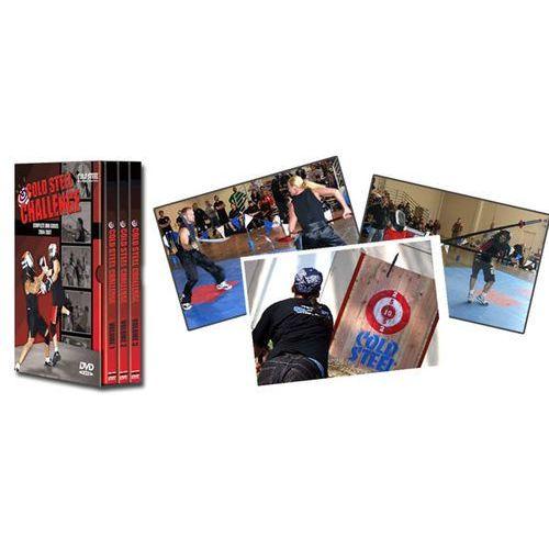DVD Cold Steel Challenge 2004-2007 (VDCSC) z kategorii Filmy karate i sztuki walki