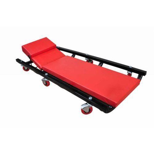 Vidaxl  regulowany wózek do naprawy pojazdów (6 kółek)