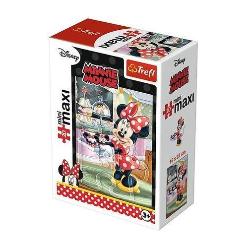 Puzzle 20 minimaxi - ulubione zajęcia minni2 marki Trefl