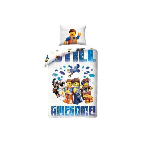 Pościel movie 2 140x200cm 1y36jg marki Lego