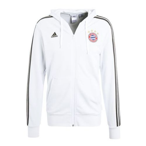 adidas Performance FC BAYERN MUENCHEN Artykuły klubowe crystal white/cinder (4058032147145)