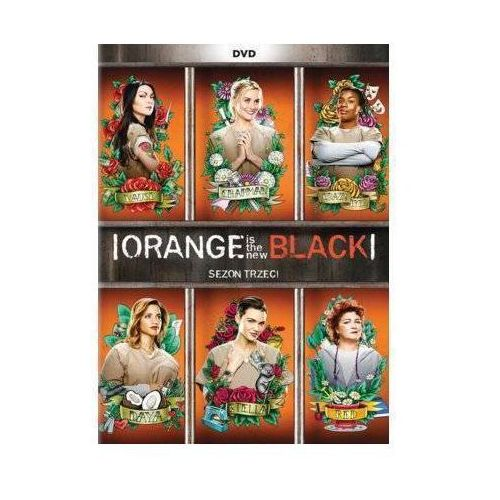 Orange is the new black. sezon 3 (5dvd) marki Imperial cinepix