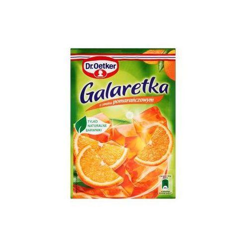 Galaretka o smaku pomarańczowym 77 g Dr. Oetker (5900437034225)