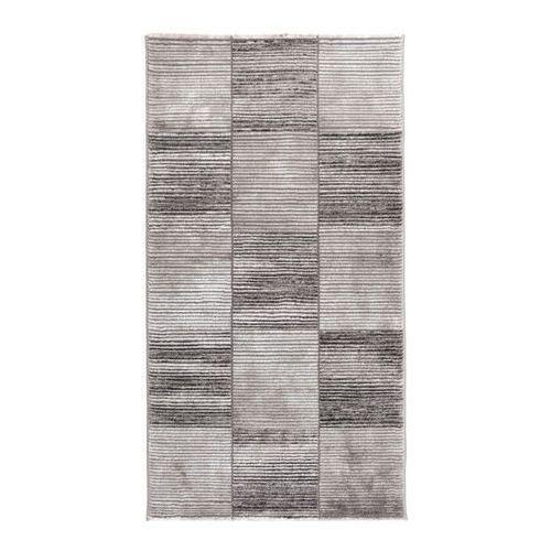 Dywan Tivoli 120 x 170 cm kwadraty szare (5907736249183)