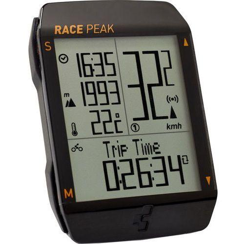 Cube race peak licznik rowerowy czarny 2018 liczniki rowerowe