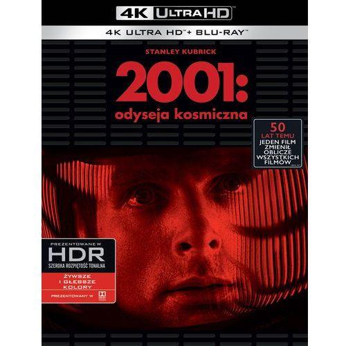 Stanley kubrick 2001: odyseja kosmiczna (3bd 4k) (płyta bluray) (7321999348472)