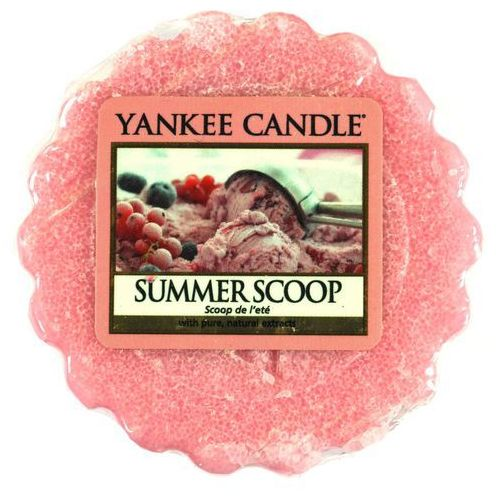 Wosk zapachowy - Summer Scoop - 22g - Yankee Candle