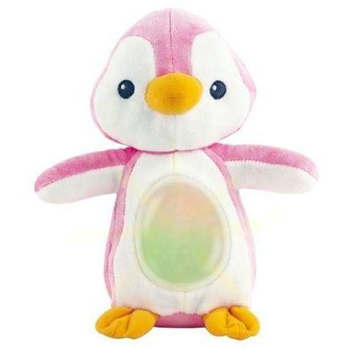 Smily Mały śpioszek pingwin różowy