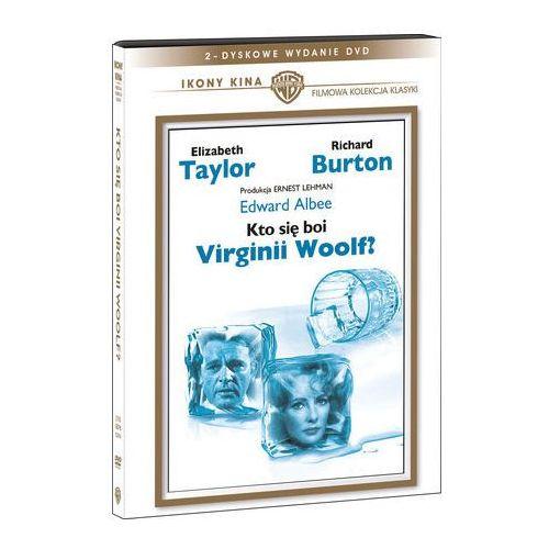 Kto się boi Virginii Wolf? (DVD) - Mike Nichols DARMOWA DOSTAWA KIOSK RUCHU (7321910124147)