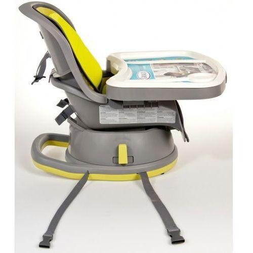 Krzesełko do karmienia GRACO Swivi Booster Lime + DARMOWY TRANSPORT! (3660730036532)