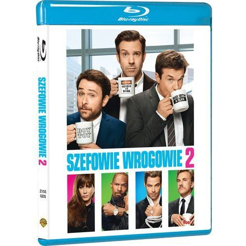 Szefowie wrogowie 2 (Blu-ray)