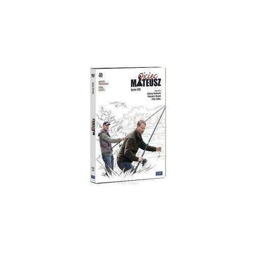 Ojciec Mateusz. Seria 8 (4 DVD)