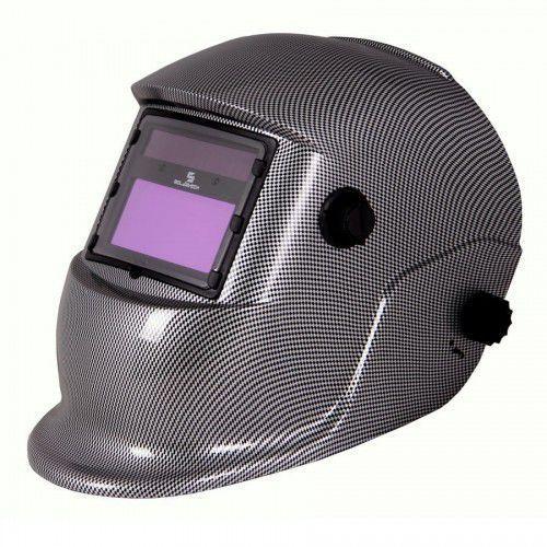 """Maska spawalnicza automatyczna """"carbon"""" – ewh1lk marki Soldatech"""