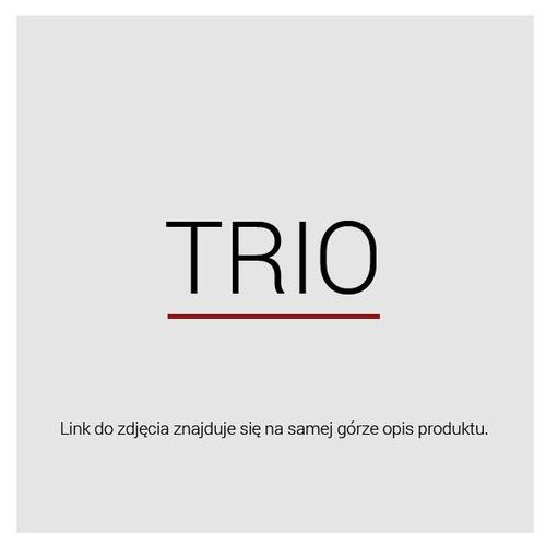 plafon TRIO seria 6151 mały nikiel mat, TRIO 6151011-01