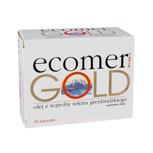Ecomer gold 500 x 60 kapsułek marki Krotex poland