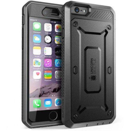 SUPCASE UNICORN BEETLE PRO IPHONE 6/6S PLUS (5.5) BLACK - produkt z kategorii- Futerały i pokrowce do telefonów