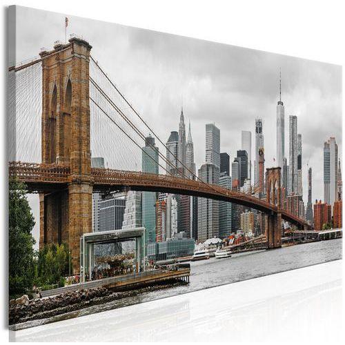 Obraz - Droga na Manhattan (1-częściowy) wąski kolorowy