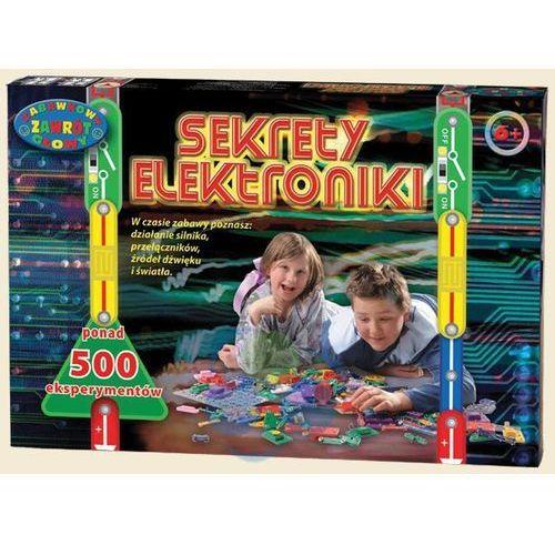 SEKRETY ELEKTRONIKIPONAD 500 DOŚWIACZEŃ, CentralaZ1475
