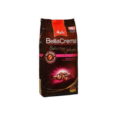 Melitta bellacrema selection 100% arabica - kawa ziarnista 1kg marki Melitta group