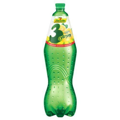 Napój gazowany 3 cytryny 1,75 l  wyprodukowany przez Zbyszko