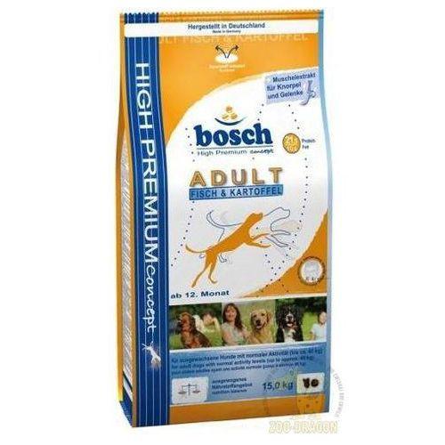 hpc adult ryba i ziemniak 1 kg ## charytatywny sklep ## 100% zysku sklepu na pomoc psiakom:) marki Bosch