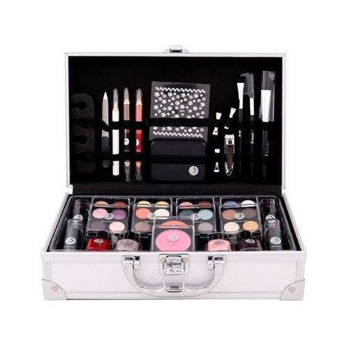 schmink 510 w kosmetyki zestaw kosmetyków complet make up palette marki Makeup trading. Tanie oferty ze sklepów i opinie.
