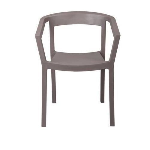 Krzesło Peach - brązowy