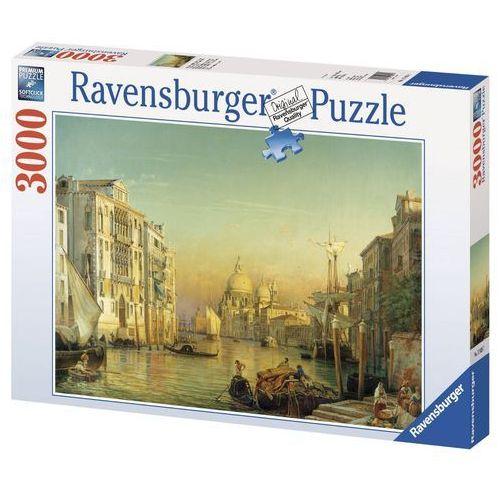 Ravensburger Puzzle 3000 elementów - wenecja: canale grande (4005556170357)