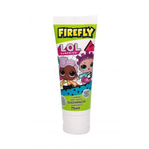 lol surprise pasta do zębów 75 ml dla dzieci marki Ep line
