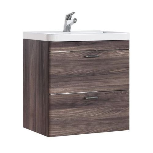 Szafka łazienkowa z umywalką 60 cm szuflady kolekcja Gracja Comad