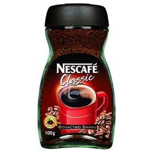 Nestle Nescafé classic kawa rozpuszczalna 100 g