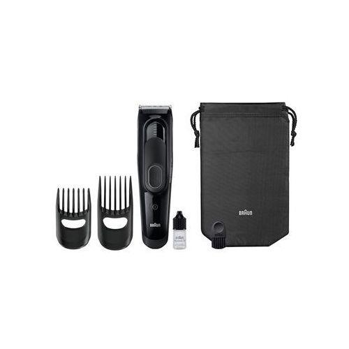 hair clipper hc5050 maszynka do strzyżenia włosów black (17 length settings) wyprodukowany przez Braun