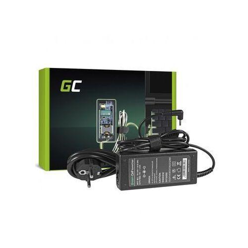 Zasilacz sieciowy Green Cell do notebooka Samsung NP530U4E NP730U3E NP740U3E 19V 3.42A, AD73