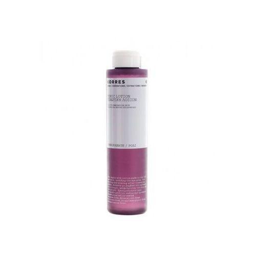 Korres _pomegranate tonic lotion tonik z wyciągiem z granatu do skóry mieszanej i tłustej 200ml