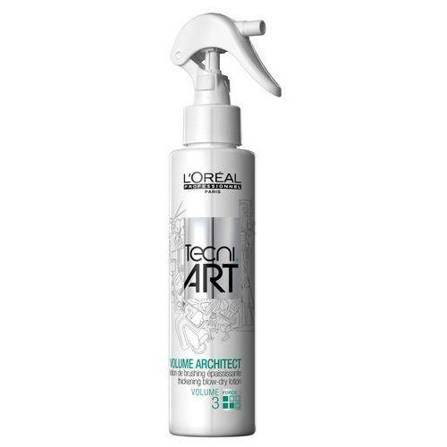 tecni art, volume architect, spray pogrubiający i dodający objętości, 125ml marki Loreal