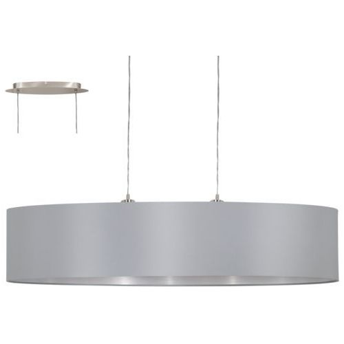 31617 - lampa wisząca maserlo 2xe27/60w/230v marki Eglo