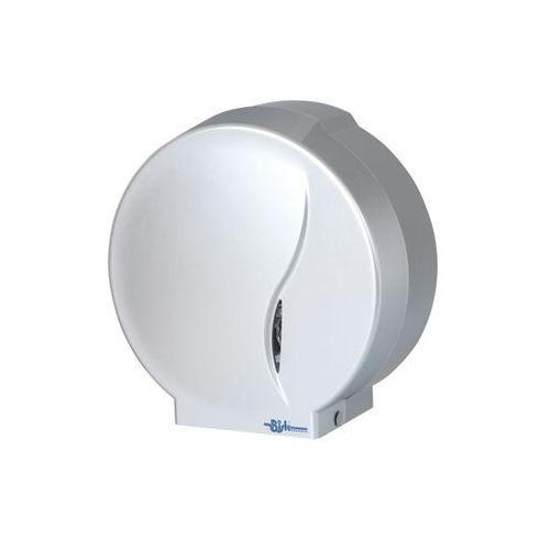 Bisk Pojemnik na papier toaletowy jumbo satyna
