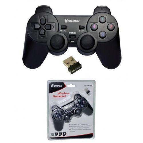 Gamepad Vakoss GP-3925BK Szybka dostawa! Darmowy odbiór w 21 miastach!, GP-3925BK