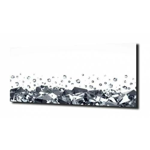 obraz na szkle, panel szklany Diamenty 55, F514