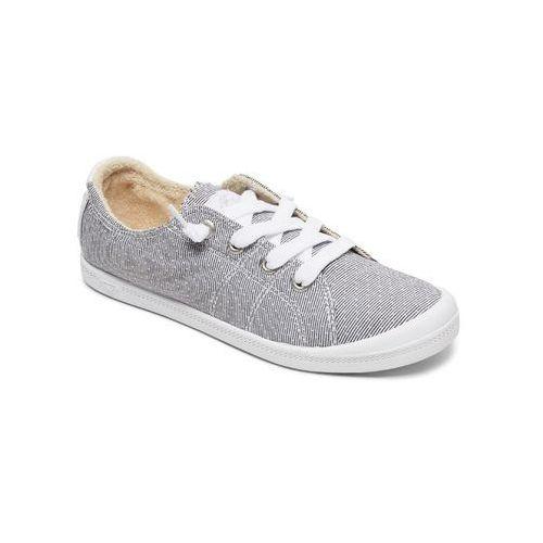 buty ROXY - Bayshore Iii Grey/ White (GWH) rozmiar: 37, kolor biały