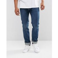 Levis Orange Tab 505C Slim Fit Jeans Santa Wash - Blue, jeans