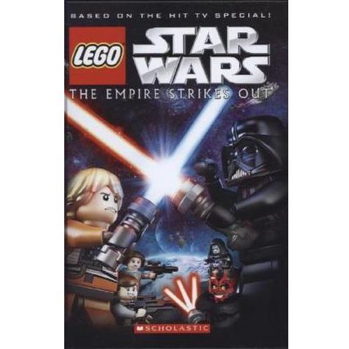 Lego Star Wars: the Empire Strikes Out (9781407138503)