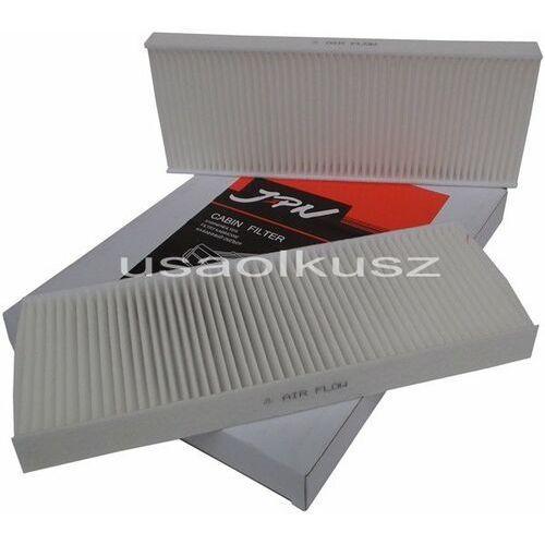 Filtry kabinowe przeciwpyłkowe nissan frontier 2005- marki Jpn