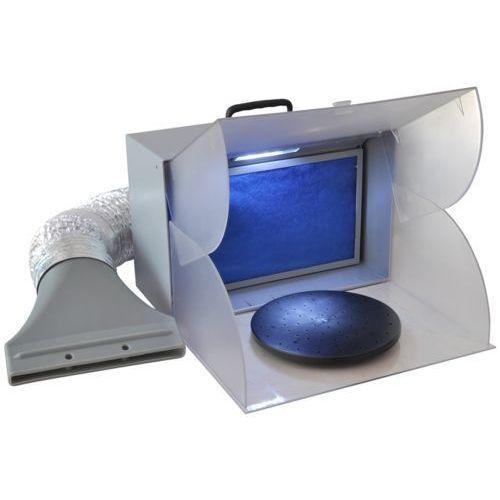 vidaXL Budka malarska ze światłem LED (8718475910060)