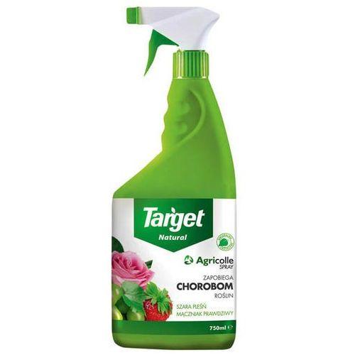 agricolle spray - szara pleśń, mączniak prawdziwy 750 ml marki Target