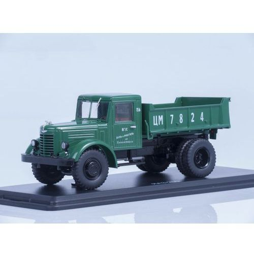 Ssm yaaz-205 dumper truck (dark green) (4600001011256)